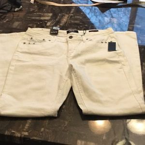 Nwt winter boot cut jeans